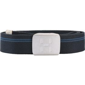 Haglöfs Stretch Webbing Belt tarn blue